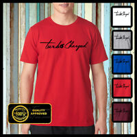 Turbo Tshirt, Turbo Charged Shirt, Racing, Import, Fast And Furious Paul Walker