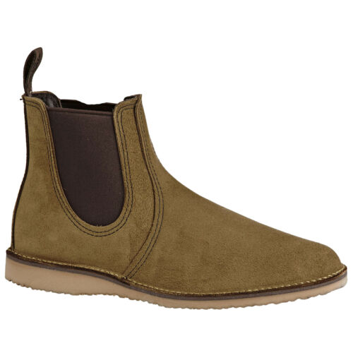 Red Wing Weekender Chelsea Leather Casual Elasticated Ankle Mens Boots