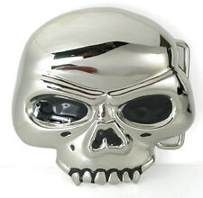 Classic Skull Belt Buckle Design at Wholesale Prices