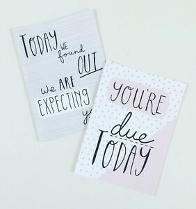 Pregnancy Milestone Cards - <span itemprop=availableAtOrFrom>Leicester, Leicestershire, United Kingdom</span> - Pregnancy Milestone Cards - Leicester, Leicestershire, United Kingdom