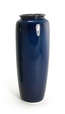 "Japanese 11.5/""H Ikebana Vase NAMAKO Cylinder Shape Ceramic Vase //Made in Japan"