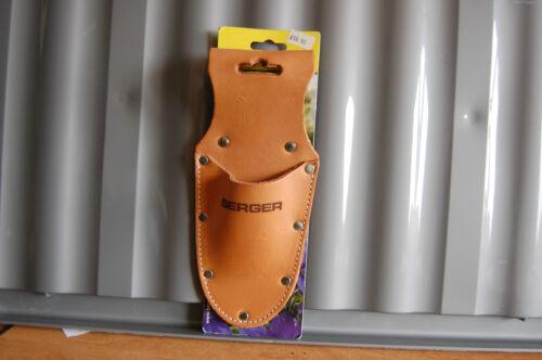 Berger leather case for  Bergen garden secateurs