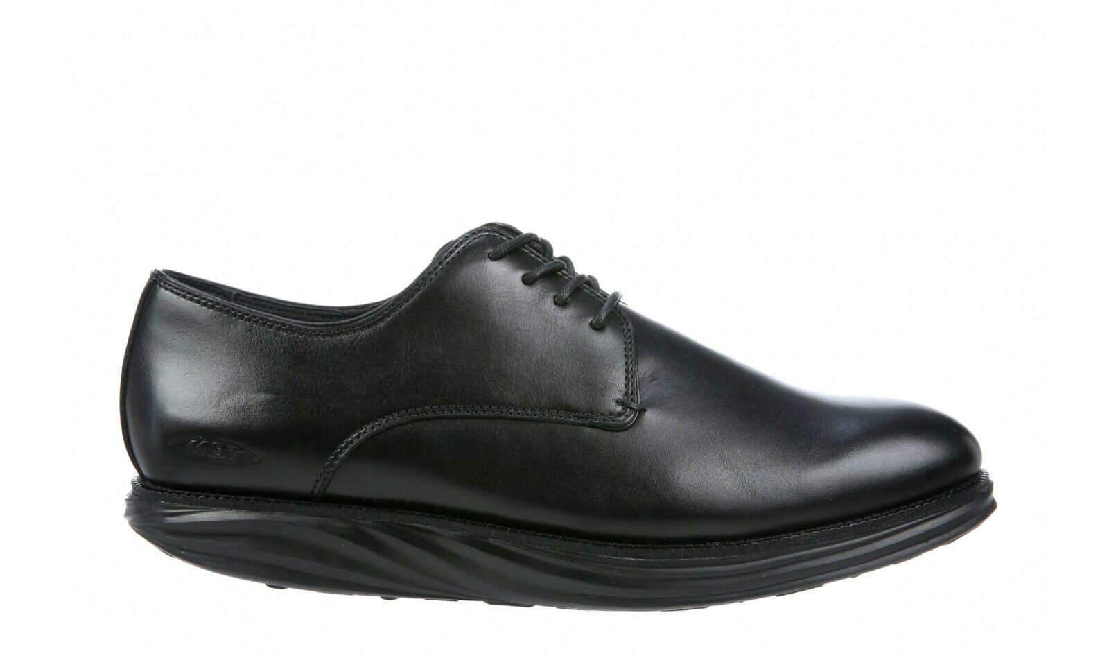 MBT Boston Men's Plain Toe Lace Oxford (Nappa Leather, Light weight, 2 color)