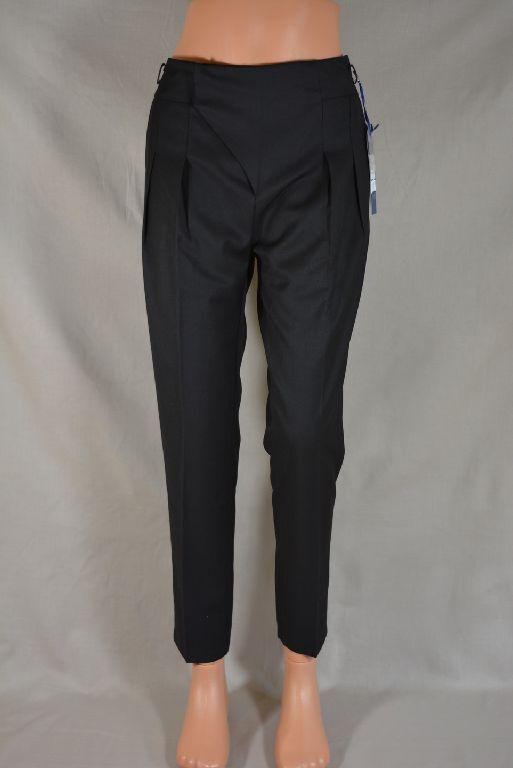 Prix Bas Avec Place Du Jour Fine Femmes Business Pantalon Noir Taille 38; K1 97 PosséDer Des Saveurs Chinoises
