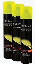 3 Tresemme Fresh Start VOLUMIZING Fine/Oily Hair DRY Shampoo Professional 5.7oz