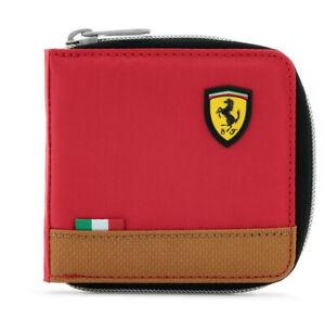 fa1d4383aaaa Image is loading Puma-Ferrari-Fanwear-Wallet