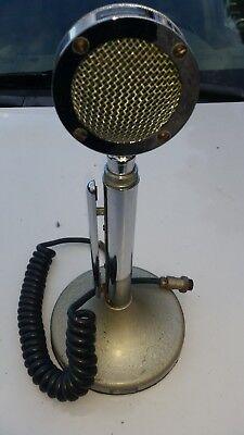 CB Microphone Radio Astatic D-104 Amplified Lollipop Vintage