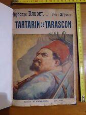 A. Daudet, TARTARIN DE TARASCON, ILL. Dutriac, ed. Flammarion, Paris, s.d.
