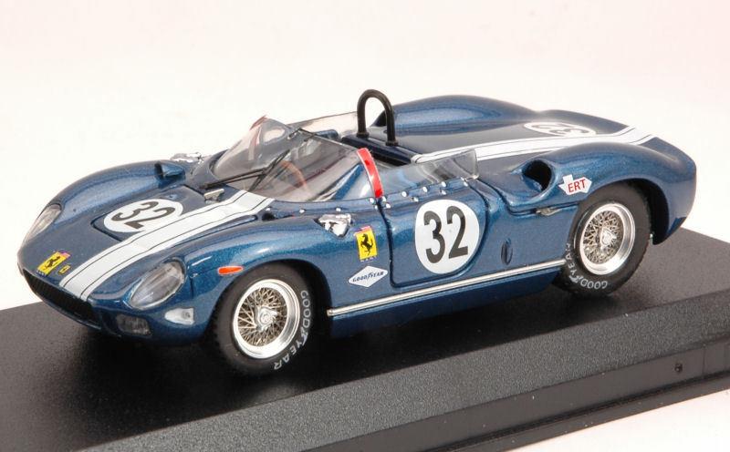 Ferrari 275 p  32 à la retraite 24h Daytona 1966 Follmer wester Hawkins 1 43 Model