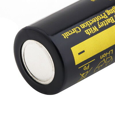 18650 4000mAh 3.7V Rechargeable Li-ion Battery For Flashlight Hot UL