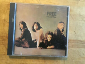 FREE-FIRE AND WATER [CD ALBUM] 1970