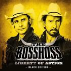 Liberty Of Action (Black Edition)  (CD/DVD) von The Bosshoss (2012)