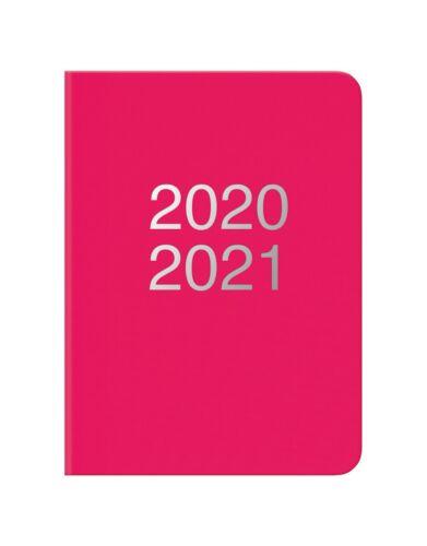 Letts Schülerkalender A6 Dazzle pink1Woche//2Seiten 2020//2021