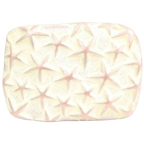 Gürtelschnalle Stars 4,0 cm Gürtelschnallen Fashion Sterne Sternenhimmel