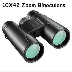 10X42-Zoom-Day-Vision-HD-Long-Range-Focuser-Binoculars-Hunt-Telescope-Waterproof