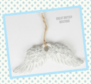 Fab-Retro-Shabby-Chic-Angel-Wings-Hanging-Decoration-Sass-amp-Belle