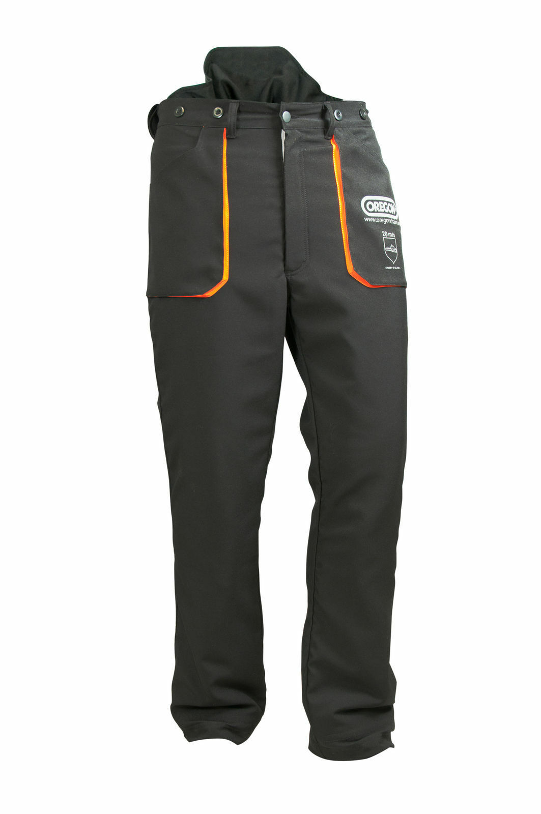 Oregon Yukon Protective Type C Class 1 Chainsaw Trousers S-3XL 295397