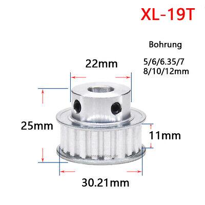 7,94 mm Zahnriemen • 110-XL-031 • 55 Zähne • Breite