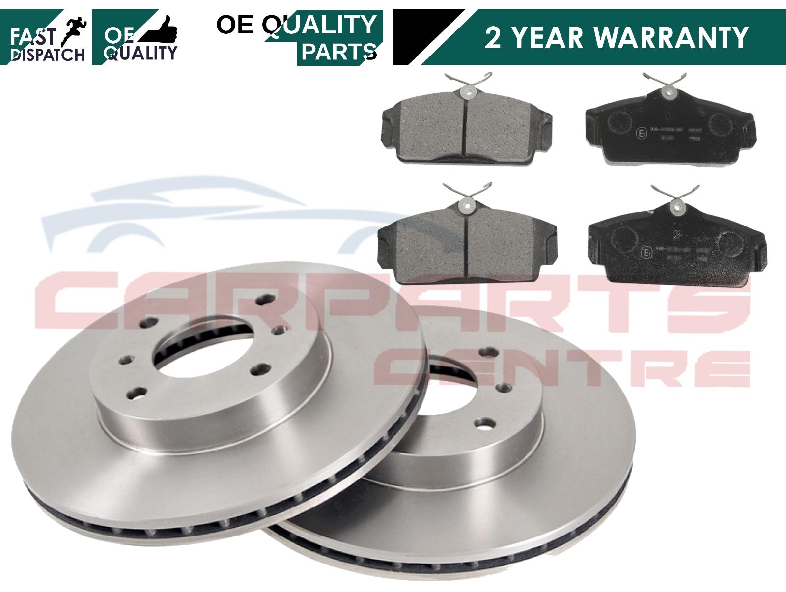 Jaguar X-Type Petrol Diesel Front Brake Pads Set 2002-2010 *OE QUALITY*