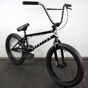 "2018 CULT BMX BIKE GATEWAY 20/"" BICYCLE BLACK SUNDAY FIT KINK SUBROSA HARO"