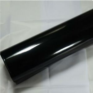 Royaume-Uni Noir 3D Fibre de carbone Voiture Vinyl Emballage Bulle//Air Gratuit voiture de sport bricolage,