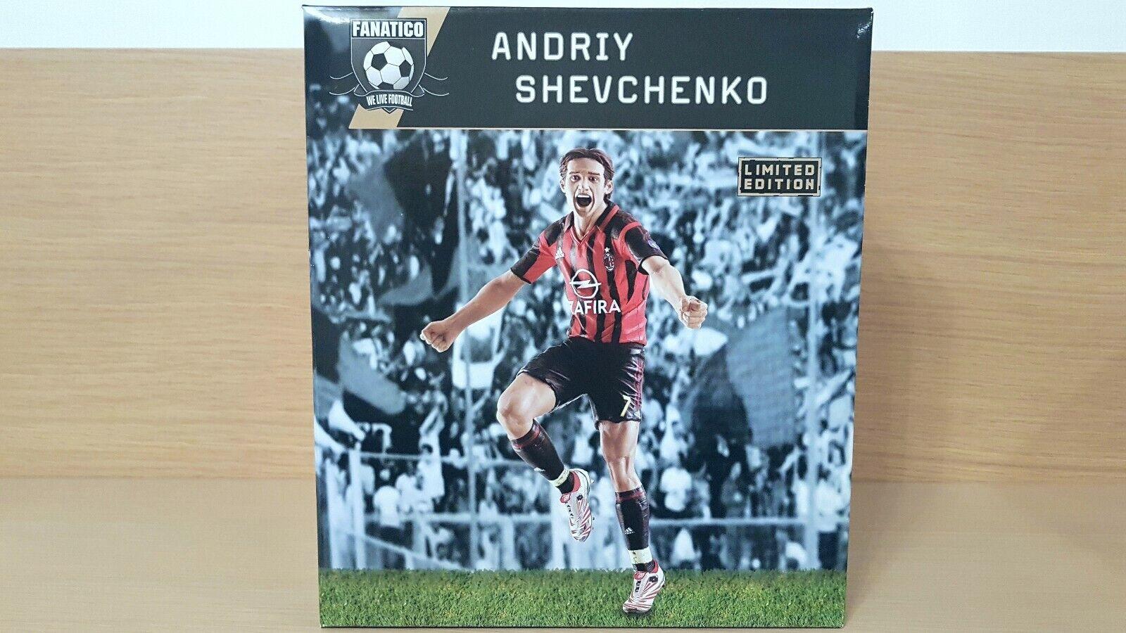 Fanatico Figures Andriy Shevchenko PROMO 32 pcs. scala 1 9 Limited Edition