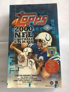 2000-Topps-Football-Hobby-Box-Factory-Sealed-36-Pack