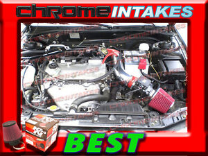 99-03 Mit Galant 2.4 L4//3.0 V6 Air Intake Induction Kit