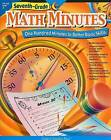 Seventh-Grade Math Minutes: One Hundred Minutes to Better Basic Skills by Doug Stoffel (Paperback / softback, 2007)