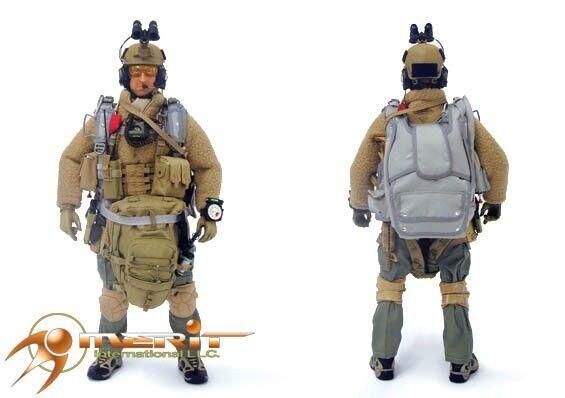 1 6 BBl Elite Force Navy Seal Team 3 Haho Edicion Limitada a 2005 Figuras