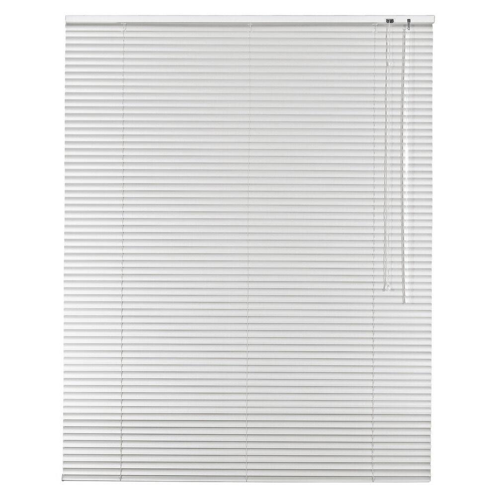 Alluminio finestra tenda veneziana alluminio serranda a rullo finestra Alluminio persiana-altezza 240 cm bianco a79878