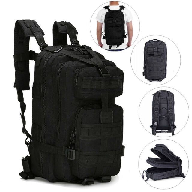 Gonex 45L Tactical Backpack 900D Oxford Military Hiking Camping Travel Backpack