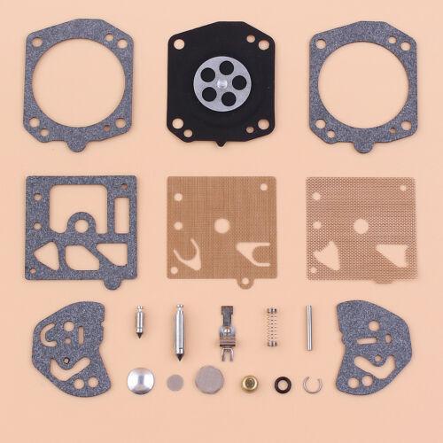 Carburetor Repair Rebuild Kit For Husqvarna 238 254 262 257 Chain Saw HAD Carb