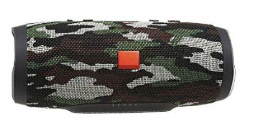 """/""""Charge 4/"""" Bluetooth Lautsprecher Freisprechanlage Sound Box Musikbox Camouflage"""