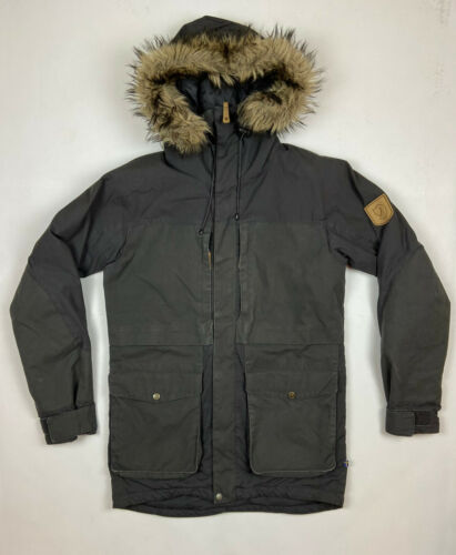 Fjällräven Fjallraven Men's Barents Parka Jacket S
