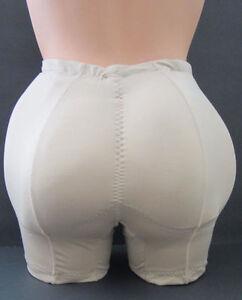 bb3faae8fd709 Image is loading Women-Panty-Underwear-Padded-Hip-Pads-Butt-Lifter-