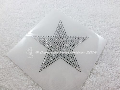 Hotfix strass verre à repasser motif étoile rempli 141112 karostonebox farbw.