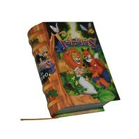 Miniature Book In Spanish Fabulas De Esopo Illustrated Easy Read 440 Color Pages