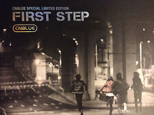 CNBLUE - 1st Album First Step Special Korea Limited Edition From CA, USA