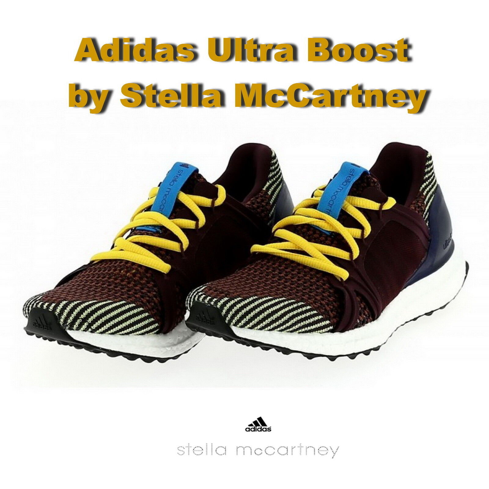 Adidas Ultra Boost Boost Boost Stella McCartney Damen Limited Edition B25117  | Üppiges Design  aee589