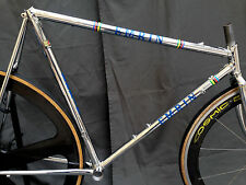 "very rare Vintage EMRIN full chrome steel frame set +fork for 650/26"" or 700/28"""