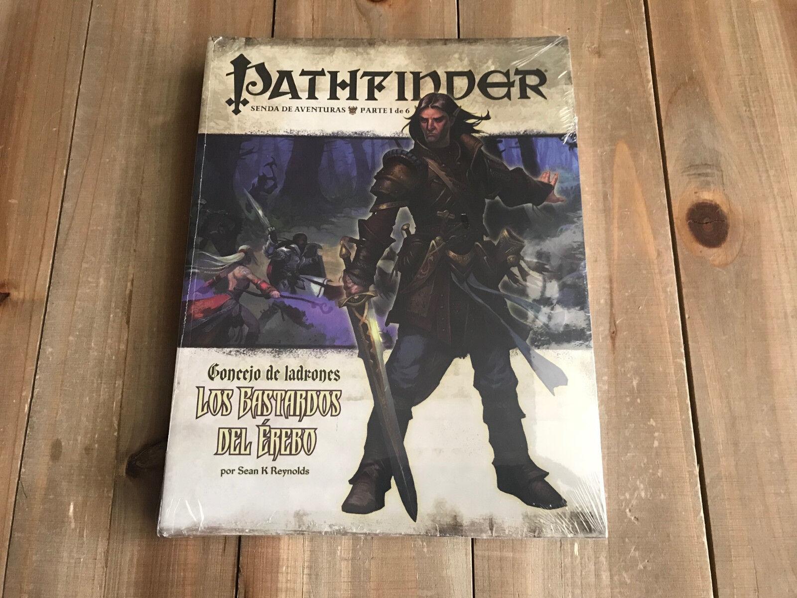 PATHFENDER - Concejo de Ladrones - Senda Competa 6 libros - DEVIR - juego rol