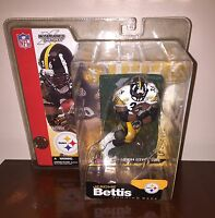 Mcfarlane Jerome Bettis Nfl 5 Variant Chase Figure Pittsburgh Steelers