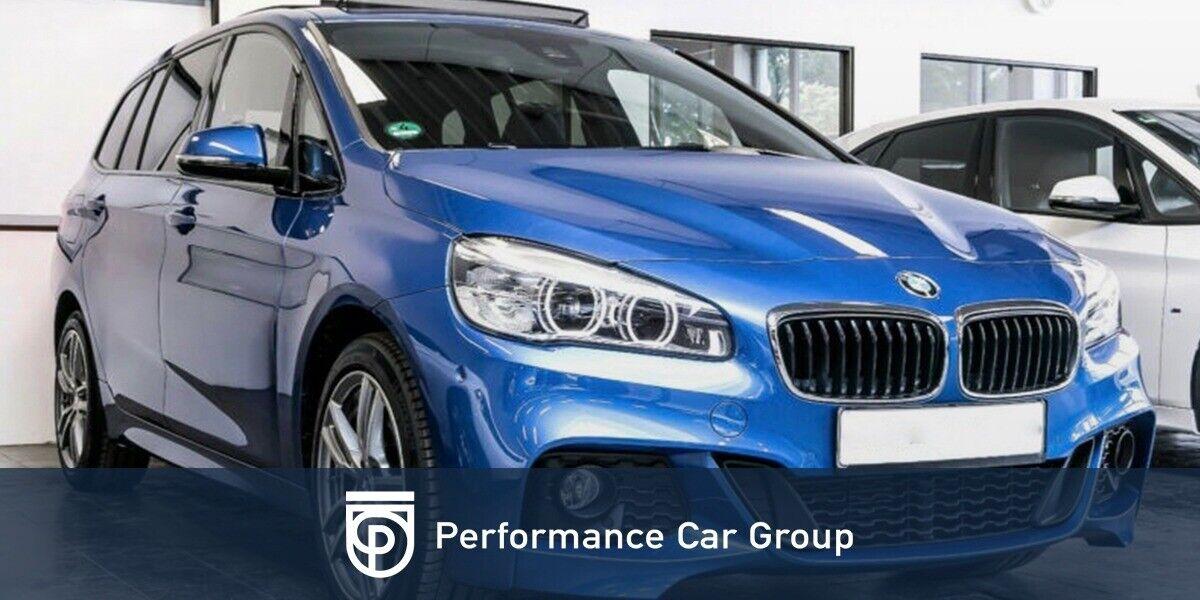 BMW 218d 2,0 Gran Tourer M-Sport aut. 7prs 5d