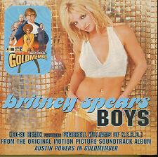 BRITNEY SPEARS CD SINGLE EU BOYS (2)