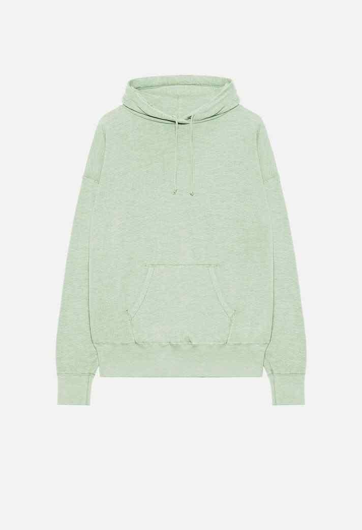 John Elliott NWT Vintage Fleece Hoodie schweißhemd Mint 0 XS