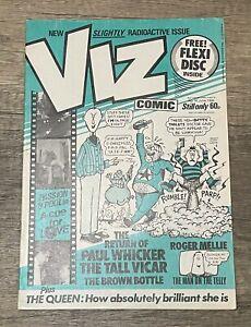 VIZ (Adult) Comic - June 1986 - Issue 18 - Ref C8 - Free Postage