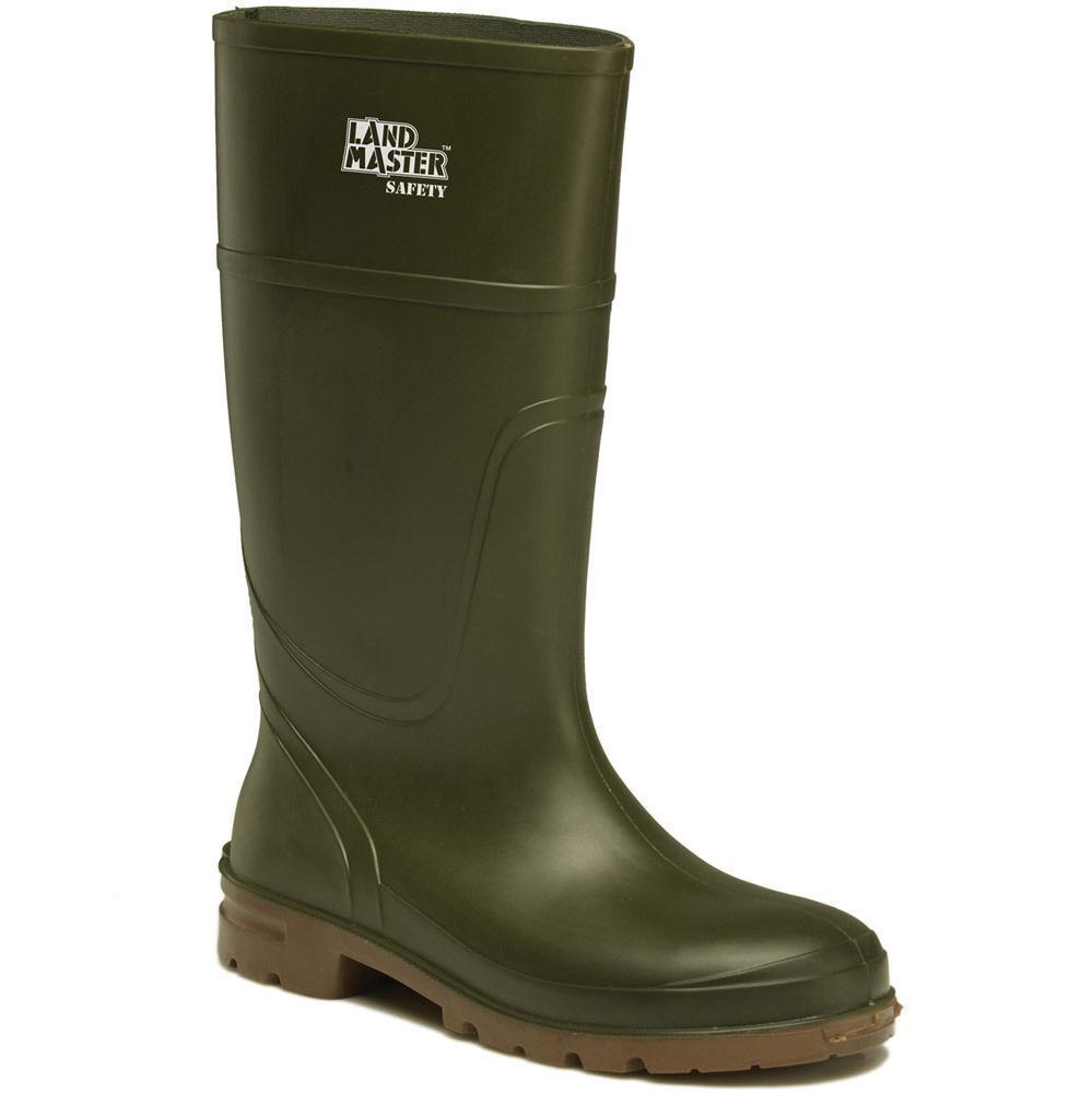 MENS DICKIES LANDMASTER Grün NON SAFETY WELLIES Stiefel Größe UK UK UK 6 - 12 FW91105 af3d8d