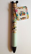 Disney Tsum Tsum Ballpoint Pen Mickey Mouse Blue & Black Ink BNWT Novelty