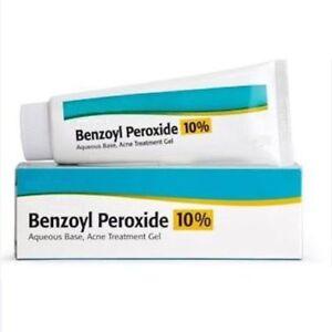 Perrigo Benzoyl Peroxide 10 Aqueous Base Acne Treatment Gel 2 1